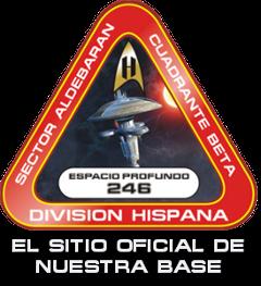 Visita el sitio oficial de la Base de la Flota: Espacio Profundo 246